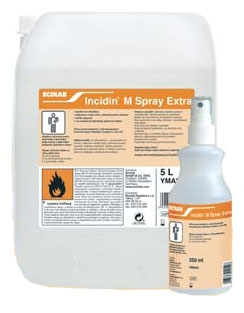 Incidin M Spray Extra 350 ml